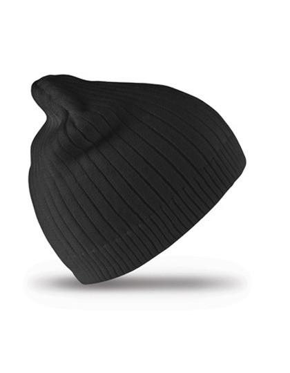 RC74 Result Winter Essentials Double Knit Cotton Beanie Hat